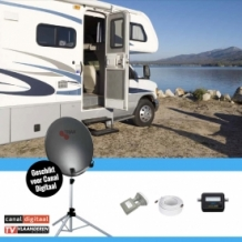 Satelliet - HD Campingsets
