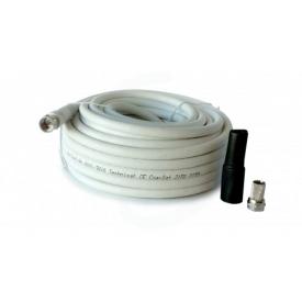 Coax kabel schotel
