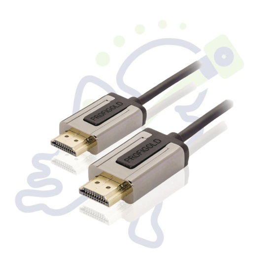 Profigold High Speed HDMI kabel 3m
