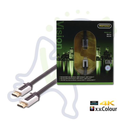 Profigold Performance HDMI kabel 20 meter