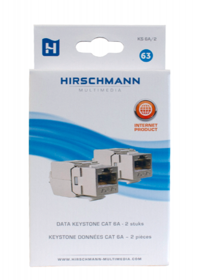 Hirschmann Data Keystone Cat6A
